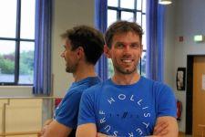 Joachim Hillers Trainer Turnen
