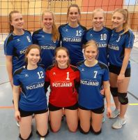 Weiter lesen   Volleyball (D1): Kantersieg für die TV Damen